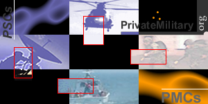 Image: Private Military and Security Companies @PrivateMilitary.org @ PrivateMilitary.org