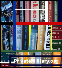 Image: Private Military Publications